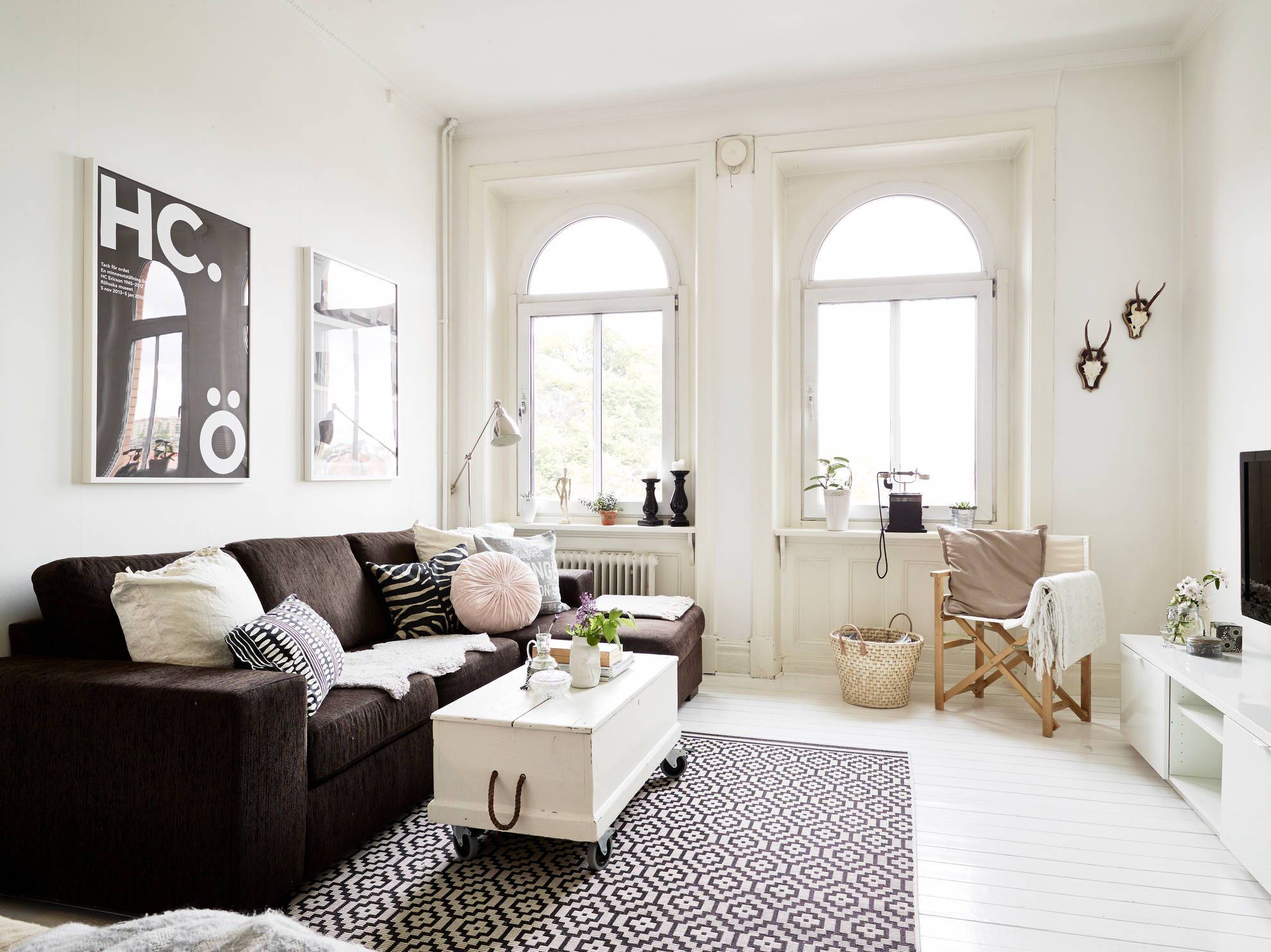 Droom appartement in Göteborg - Blogs - ShowHome.nl | ▷LIVING ROOM ...