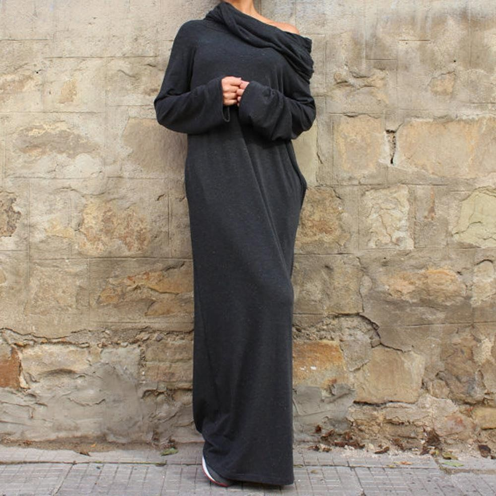 Hooded maxi dress things to wear pinterest