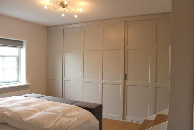 Luxe Slaapkamer Kast : Een luxe slaapkamer inrichten doe hier ideeën op a