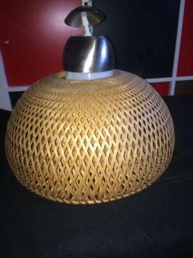 Elegant H ngelampe Holz natur in Innenstadt K ln Altstadt Lampen gebraucht kaufen eBay Kleinanzeigen