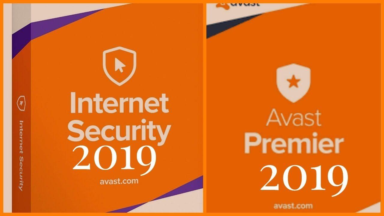 Avast Premier - Avast Internet Security 2019 - 2027 key