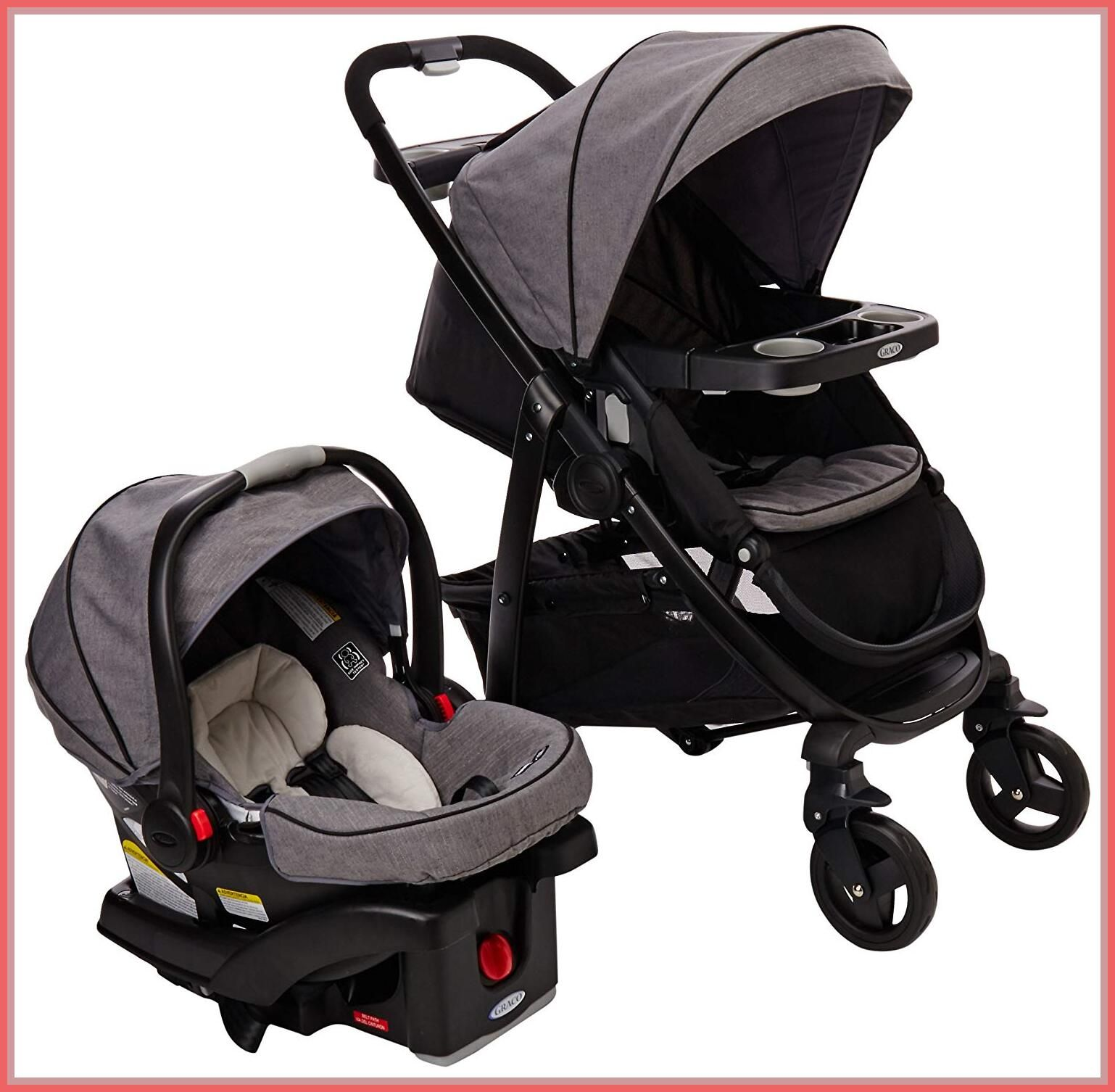 graco views stroller travel system with snugride-#graco # ...