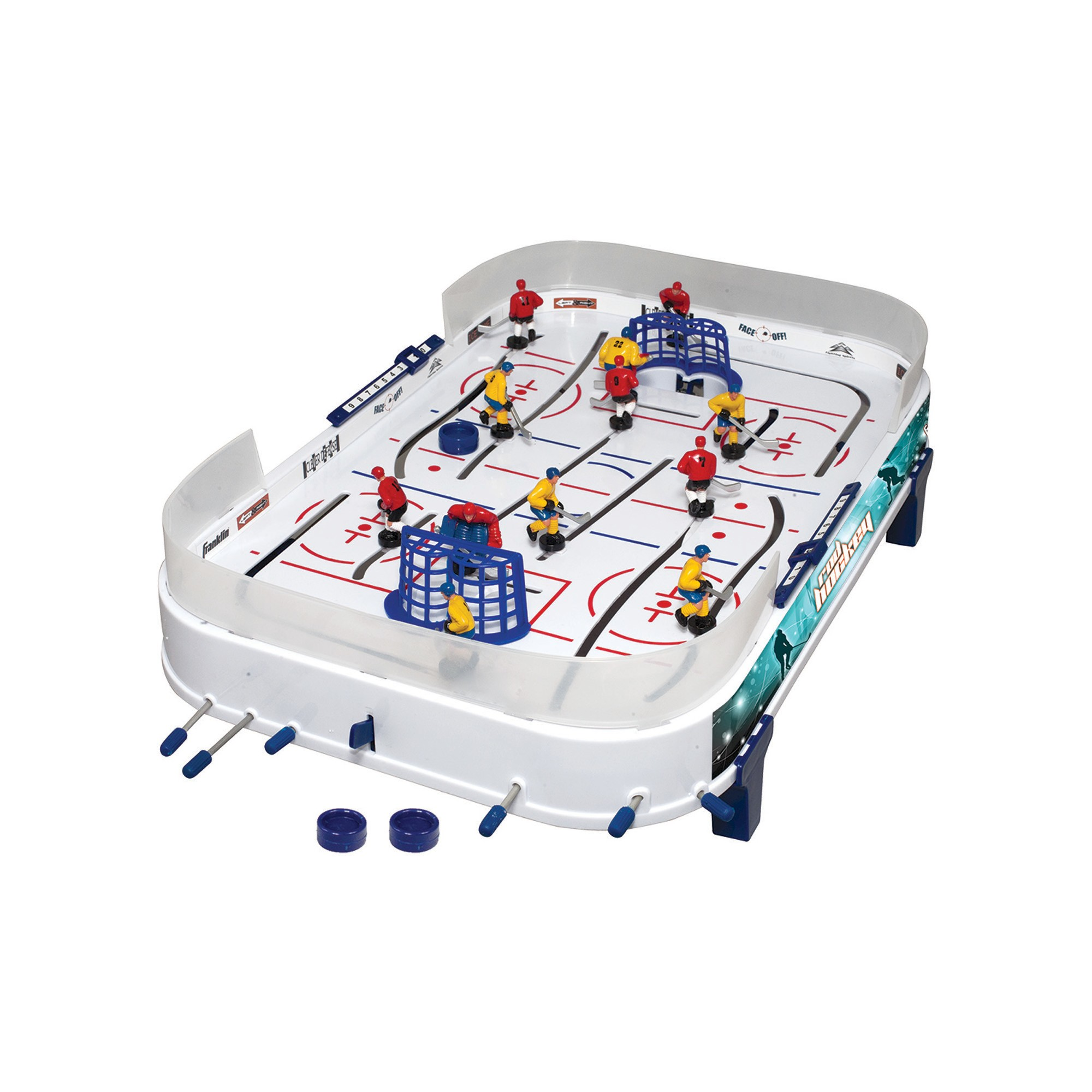 Franklin Sports Rod Hockey Franklin sports, Hockey, Home