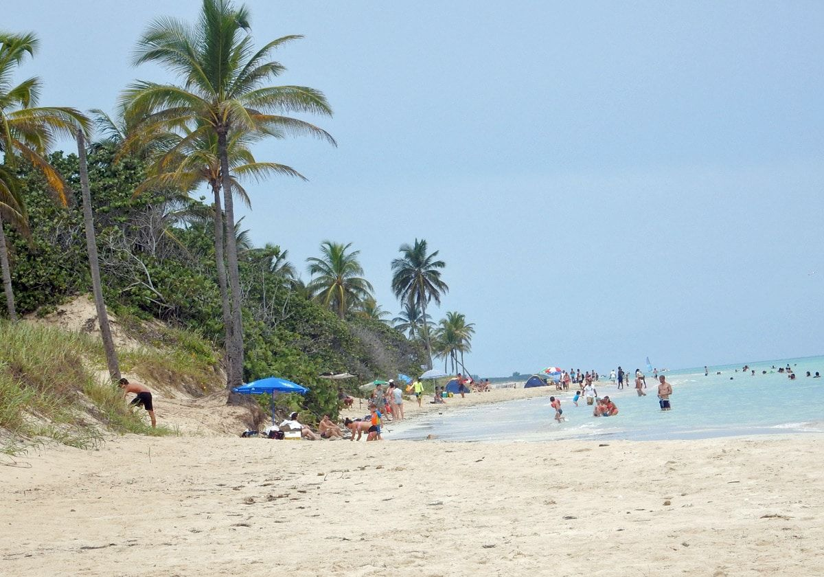 There's a gay beach in havana discovering lgbt life in cuba