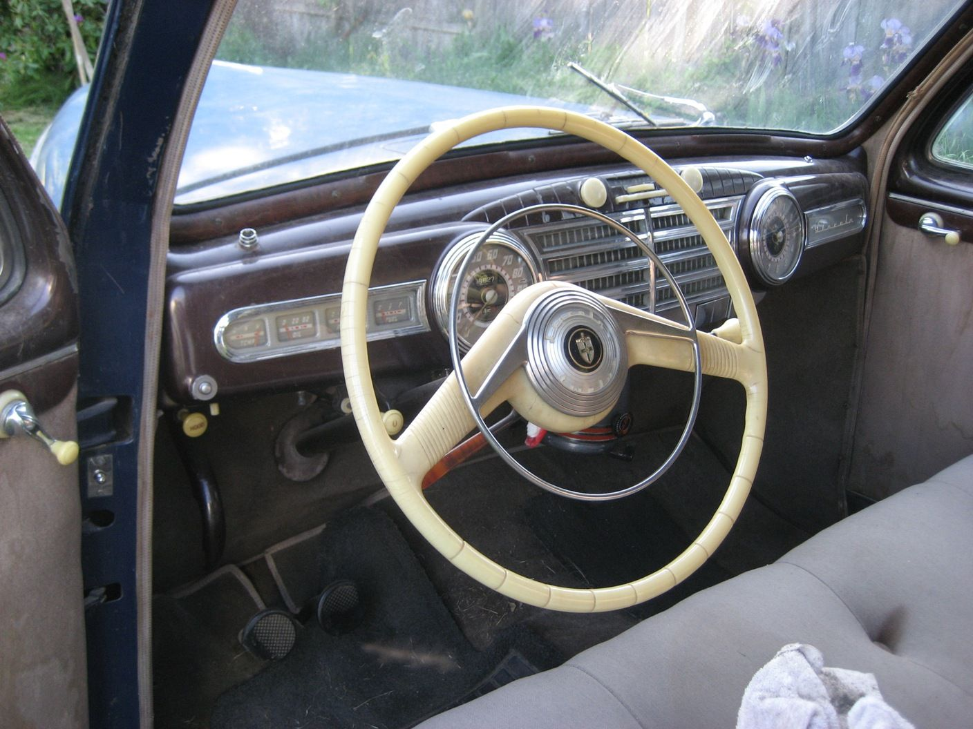 1942 Lincoln Zephyr Dash Old Classic Cars Lincoln Cars American Classic Cars