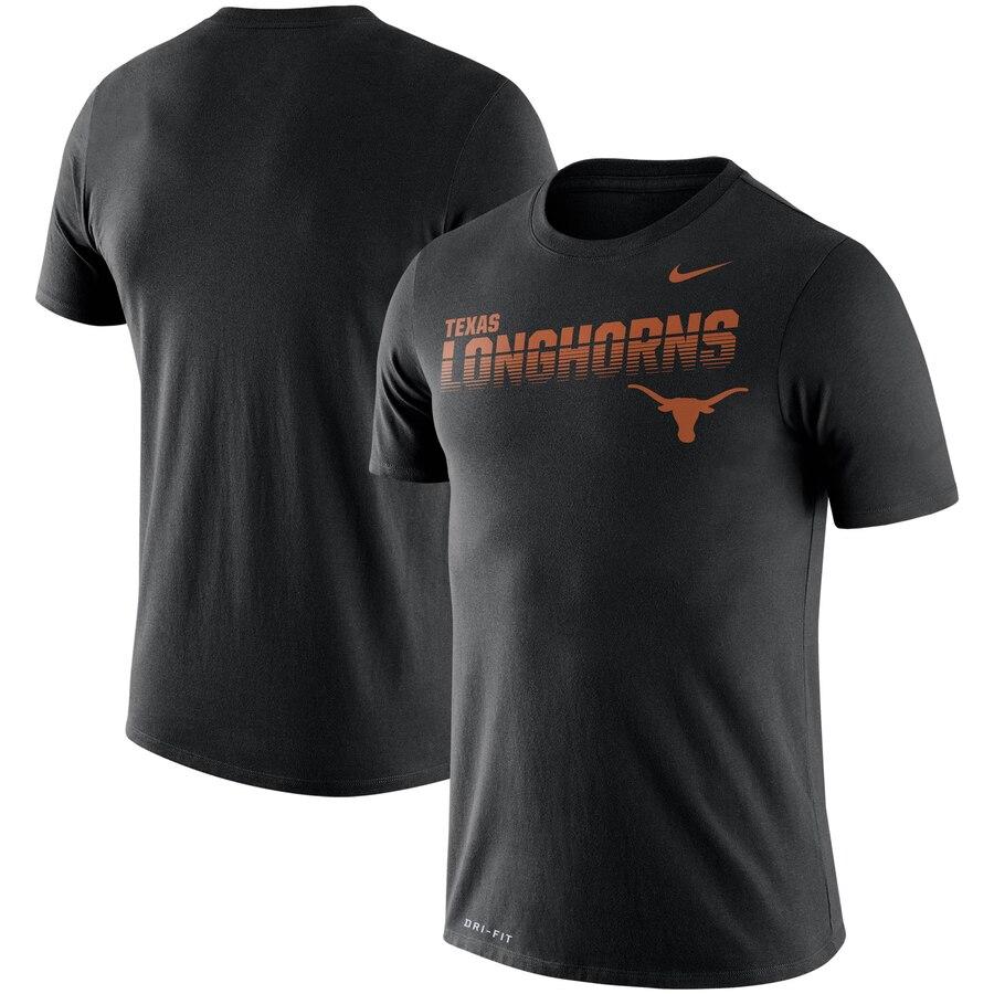 Texas Longhorns Nike Sideline Legend Performance TShirt