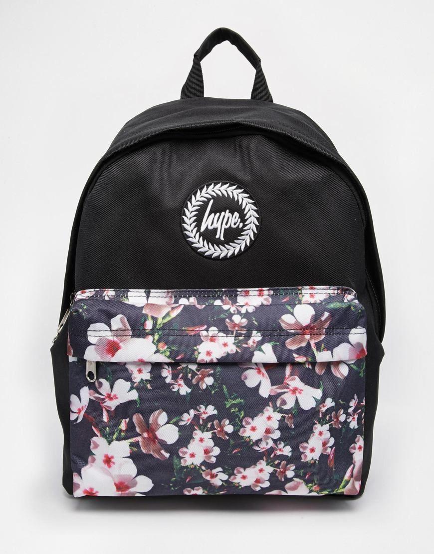 Рюкзак с цветочным принтом flower bouquets черный рюкзак с облаками москва