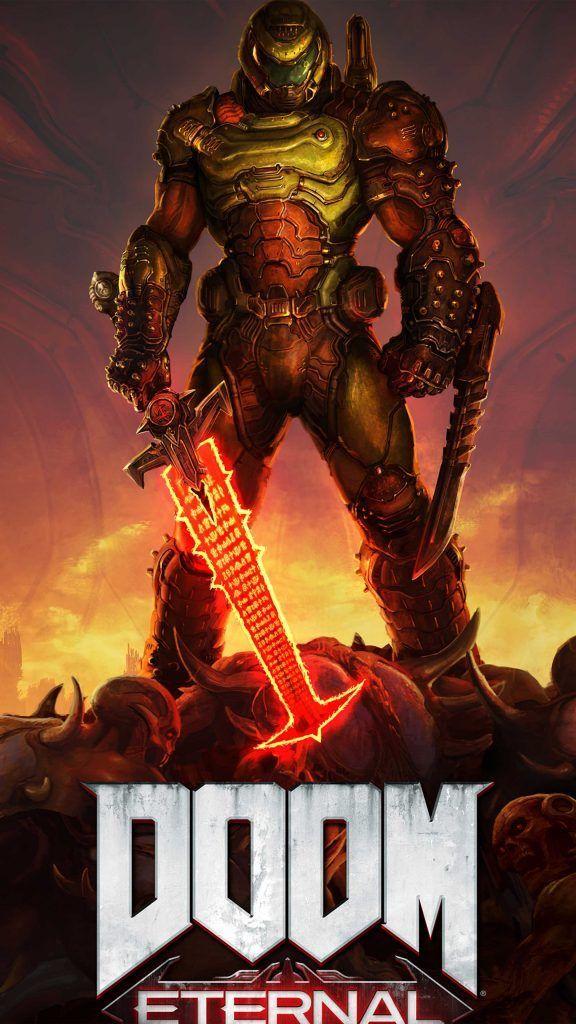 Doom 2 Eternal Ray Eason Gaming Https Www Pinterest Com Rayeason Gaming Scifi Fantasy Adventure Gaming Videos Doom Videogame Doom Game Doom