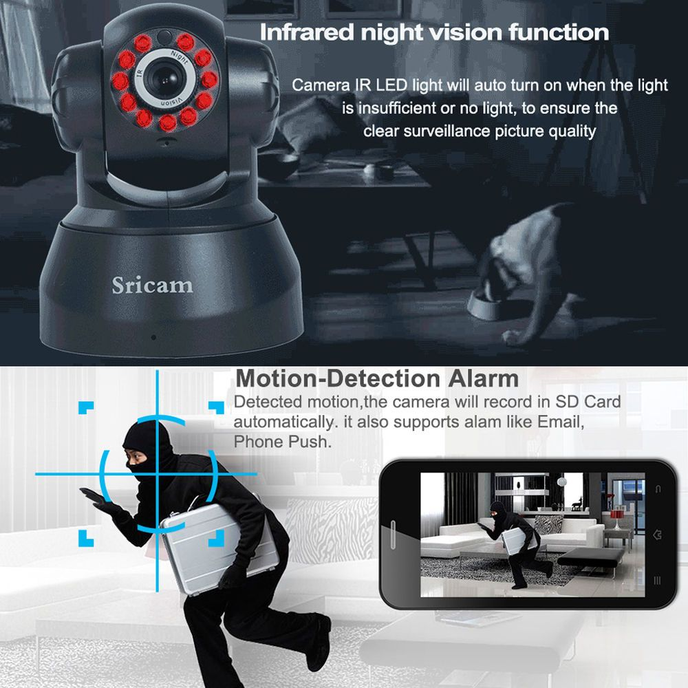 Details About Home Business Security Camera System