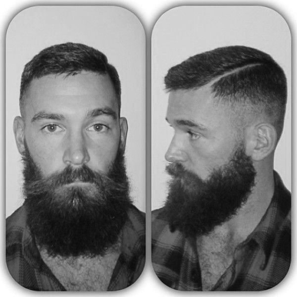 Moderne Frisuren Seitenscheitel Mittellange Haare
