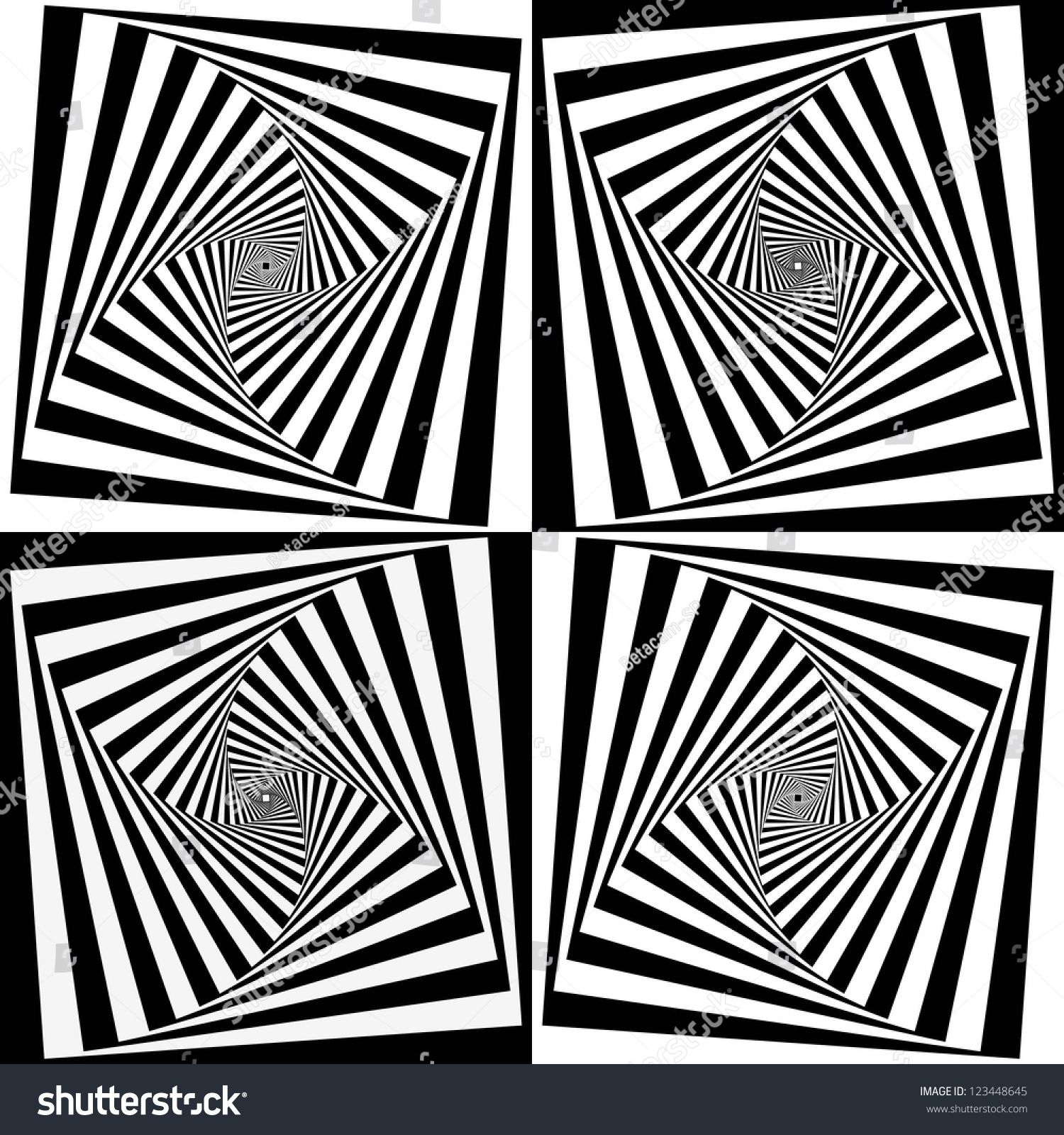 Arte Visual Optica Op Art Also Known As Optical Art Is A Style Of Visual Art That