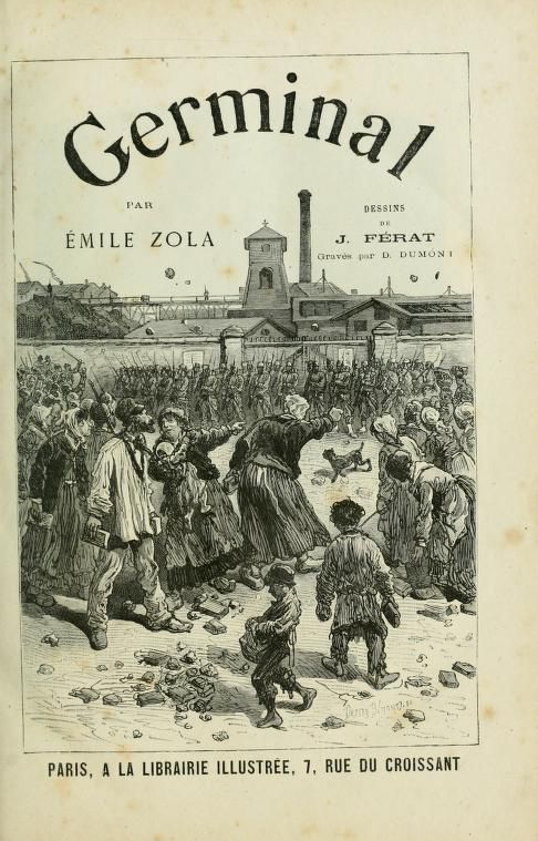 Hommage A Emile Zola