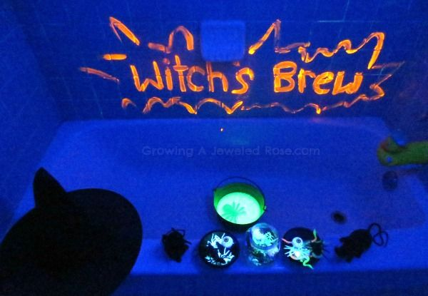 GLOWING Witches Brew