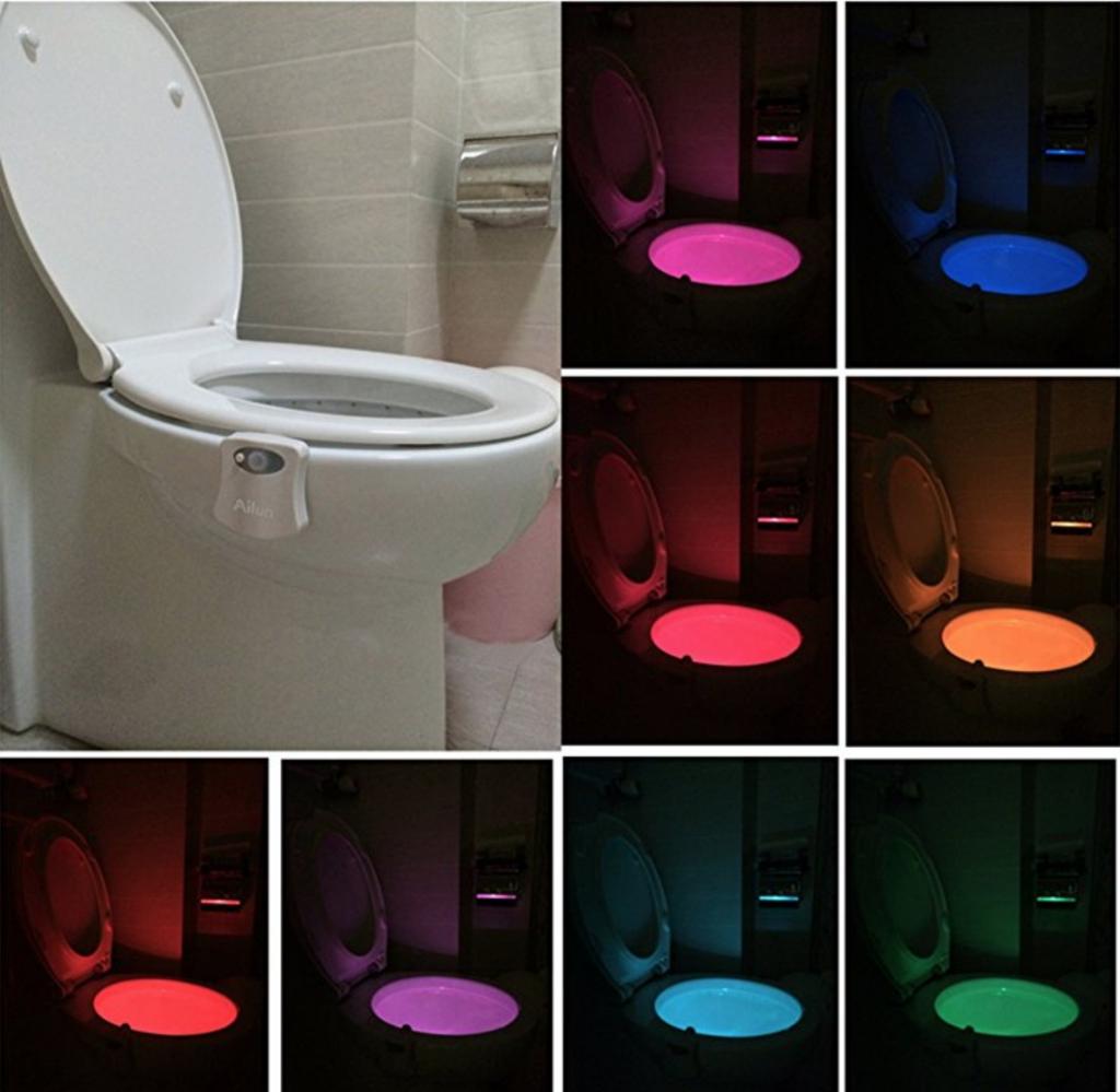 Sensor Activated Led Toilet Night Light Bathroom Night Light Led Night Light Night Light