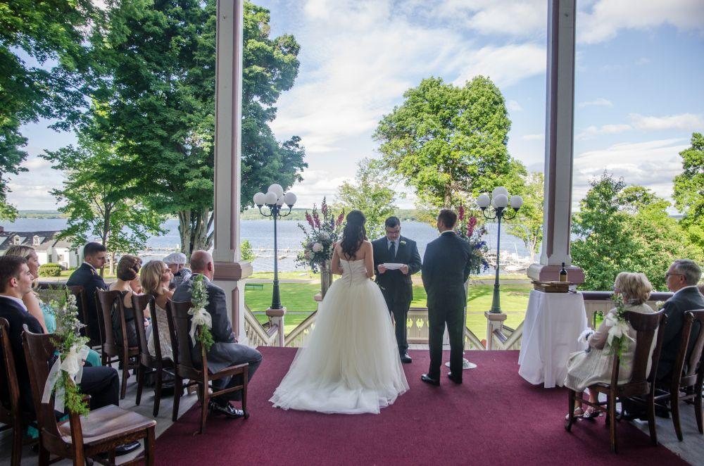 Wny Waterfront Wedding Ceremony Chautauqua Lake Ny Waterfront Wedding Ceremony Athenaeum Hotel Wedding Photography