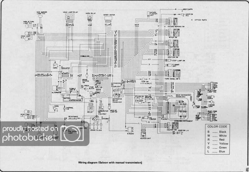 [SCHEMATICS_48IU]  Nissan 1400 diff diagram #7 | Diagram, Nissan, Wire | 1991 Nissan Wiring Diagram |  | Pinterest