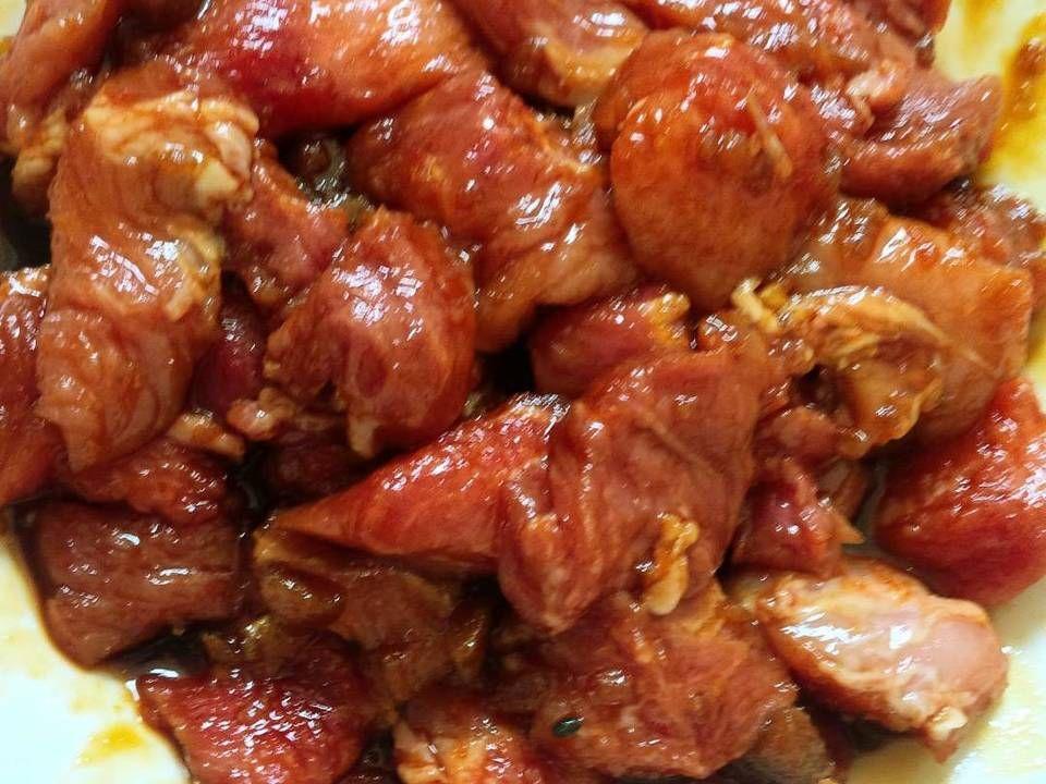 Resep Babi Cin Chinese Food Rumahan Ala Semarang Jawa Tengah Oleh Tintin Rayner Resep Resep Babi Resep Resep Masakan