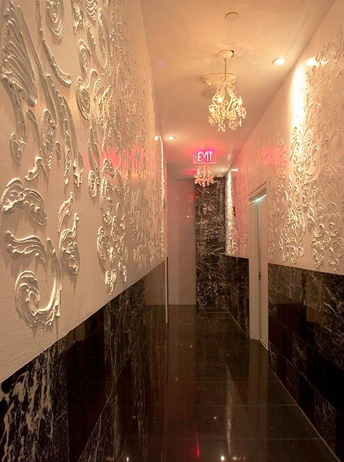 Stencil Star Maggie O Neill S Stenciling Finishes Damask Wall