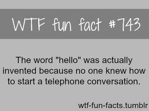 WTF Facts : funny, interesting  weird facts