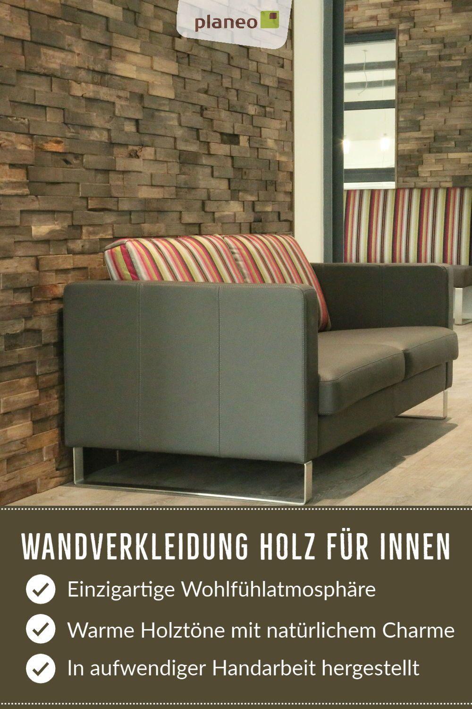 Wandverkleidung Holz Fur Innen Ideal Fur Teilflachen Oder Ganze Wandbereiche In 2020 Wandverkleidung Holz Wandverkleidung Holzwandverkleidung
