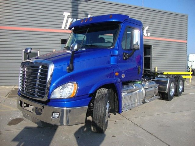 2017 Freightliner Cascadia 125 Conventional Daycab Truck In Mount Vernon Freightliner Freightliner Cascadia Trucks