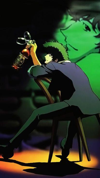 Pin by Exovendetta on Cowboy Bebop Cowboy bebop, Anime