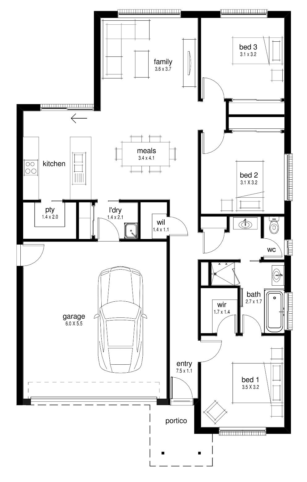 3 way bathroom floor plans 3 way bathroom floor plans interesting 3 way bathroom 21799