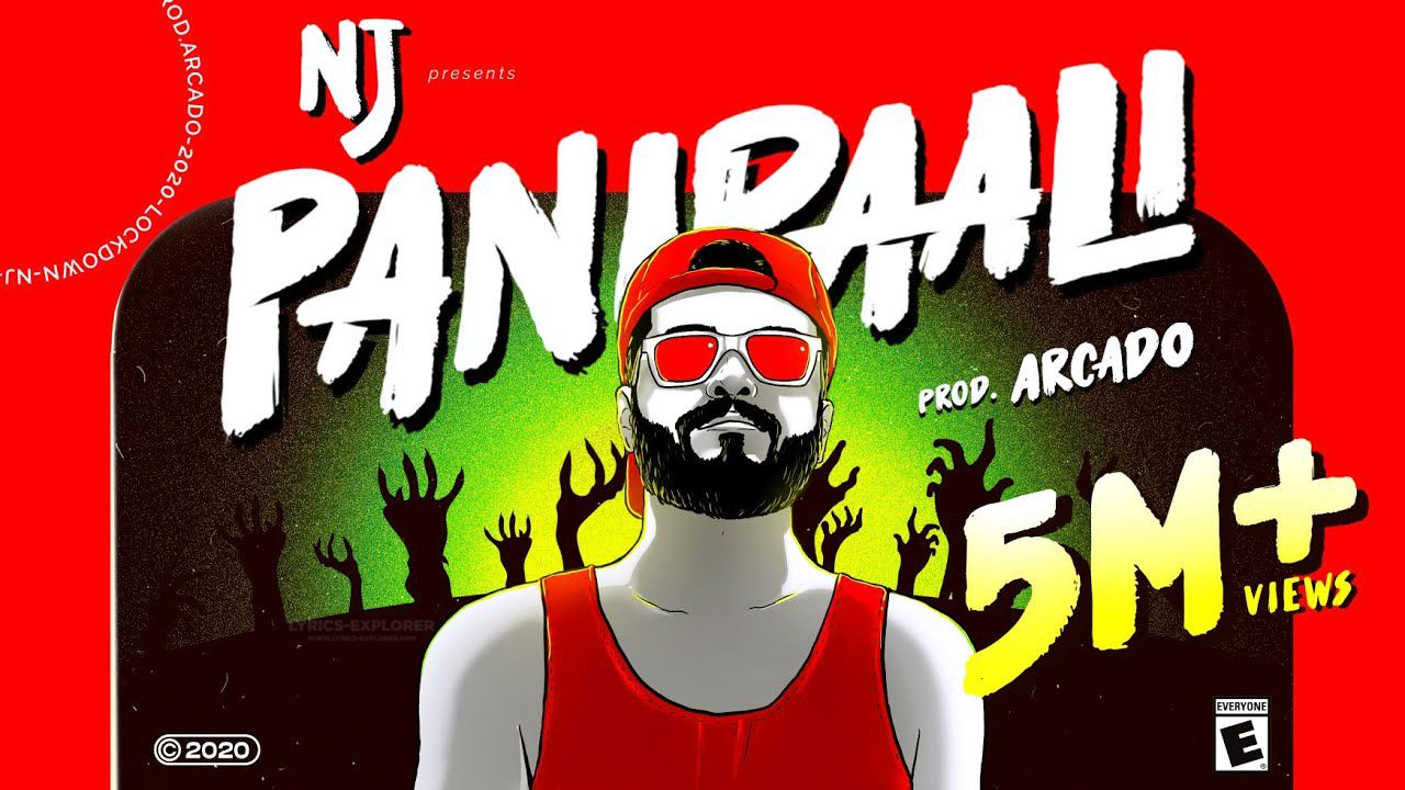 Pani Paali Lyrics Neeraj Madhav In 2020 Music Videos Rap Songs Lyrics
