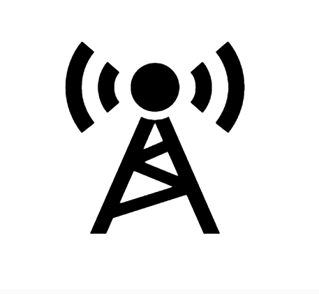 Radio Tower Icon In Android Style This Radio Tower Icon Has Android Kitkat Style If You Use The Icons For Android Apps We Recommend Using O Koncepciya Personazha