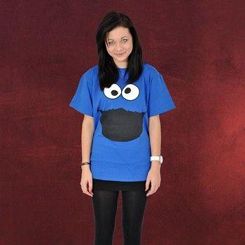 Sesamstraße - Monster T-Shirt