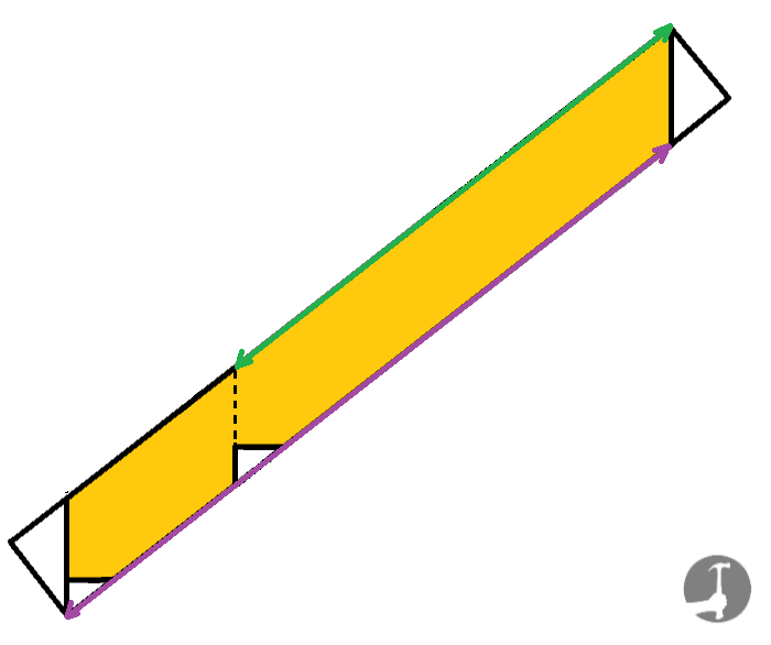 How To Calculate Rafter Lengths For Gable Hip And Valley Rafters Framing Construction Rafter Roof Construction