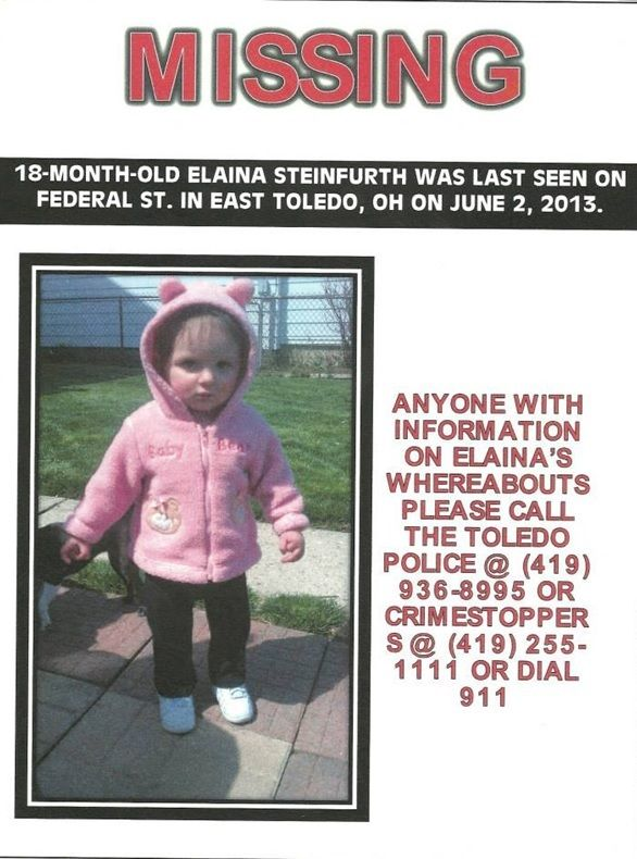 Baby Elaina's injuries revealed and national TV interviews uncover new information