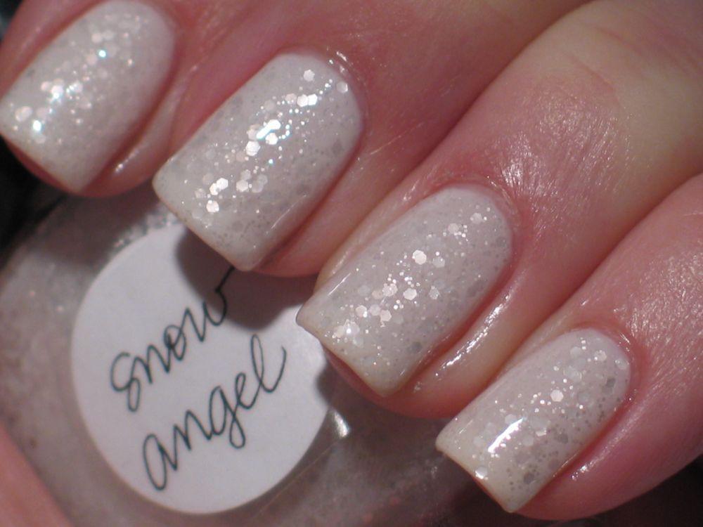 snow angel nail polish, totally going to make my own | Fashion ...
