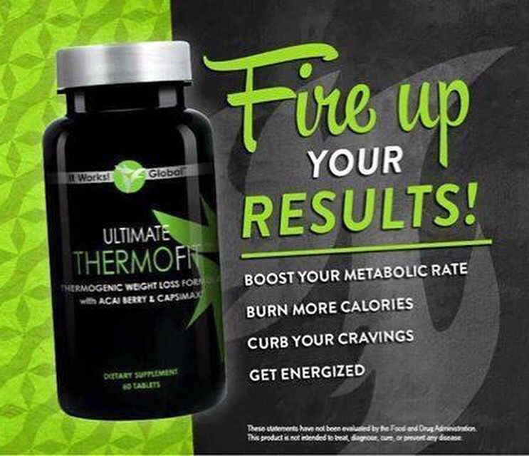 Feel like your metabolism is slow?? Thermofit helps burn extra calories, give energy, boosts your metabolism, and it's an appetite suppressant! I love that I never get the jitters with this!! Message me @ http://PChapman.myitworks.com or TEXT THERMO to (619)438-0556
