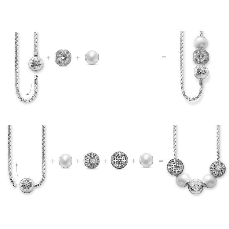 Kette Fur Beads Mit Bildern Kette Halskette Ideen Thomas Sabo