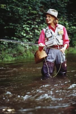 Fly fishing on rivers in ohio for Trout fishing in ohio