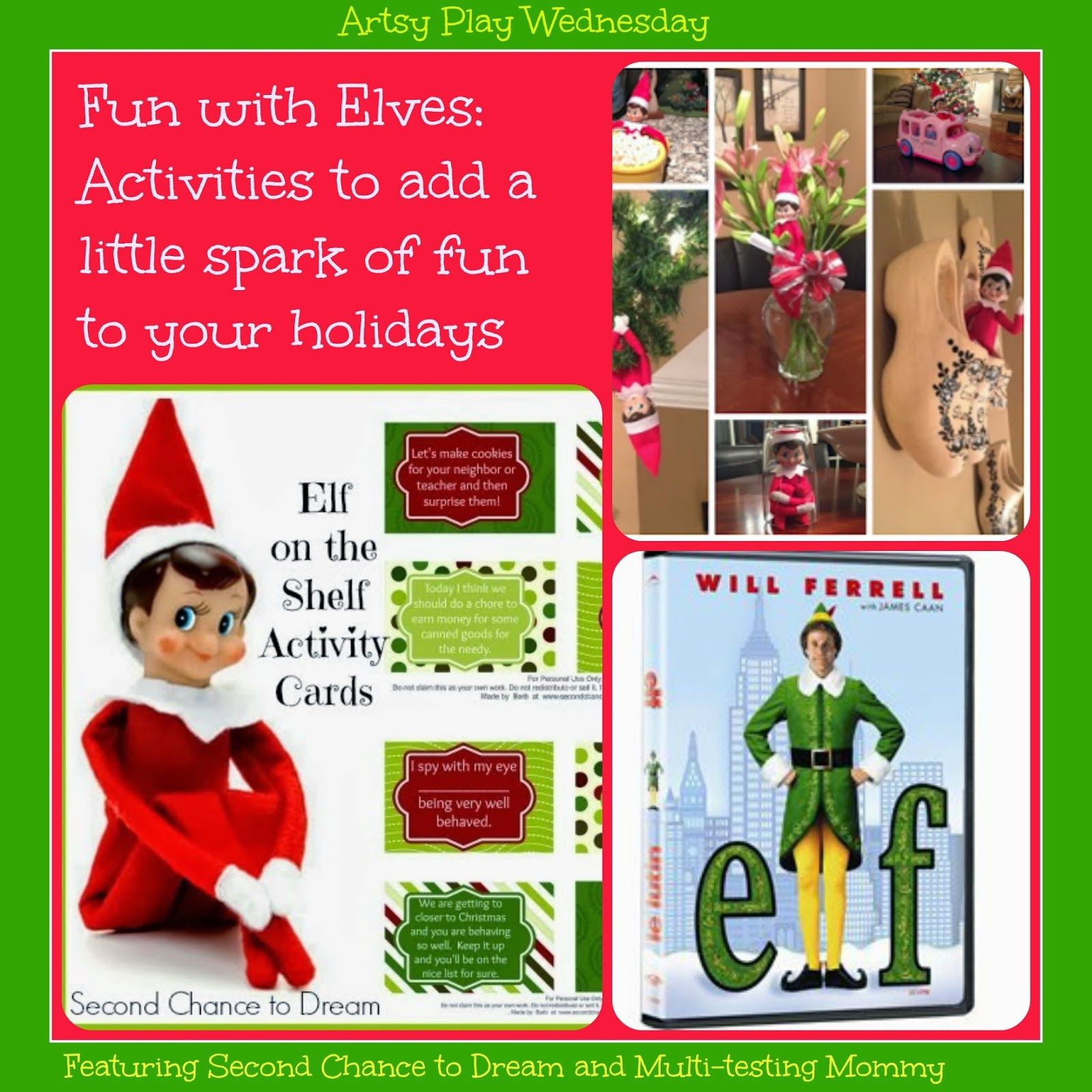Fun With Elves Elf On The Shelf Activities And Free