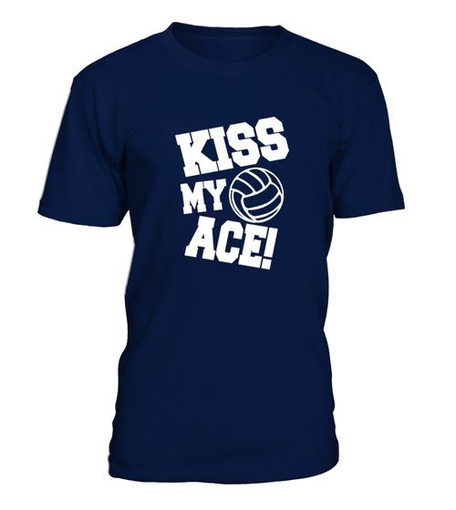 Kiss My Ace T Shirt Shirts Womens Shirts