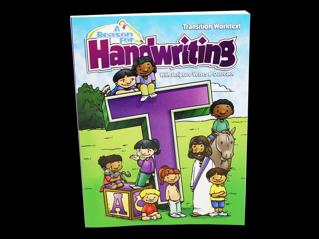 Handwriting Level T Transition Student Worktext