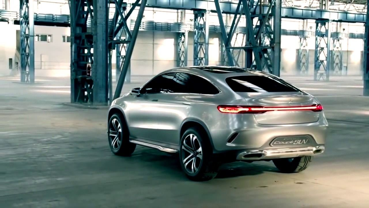 New 2020 Mercedes Benz Gle Coupe Exterior With Images Mercedes