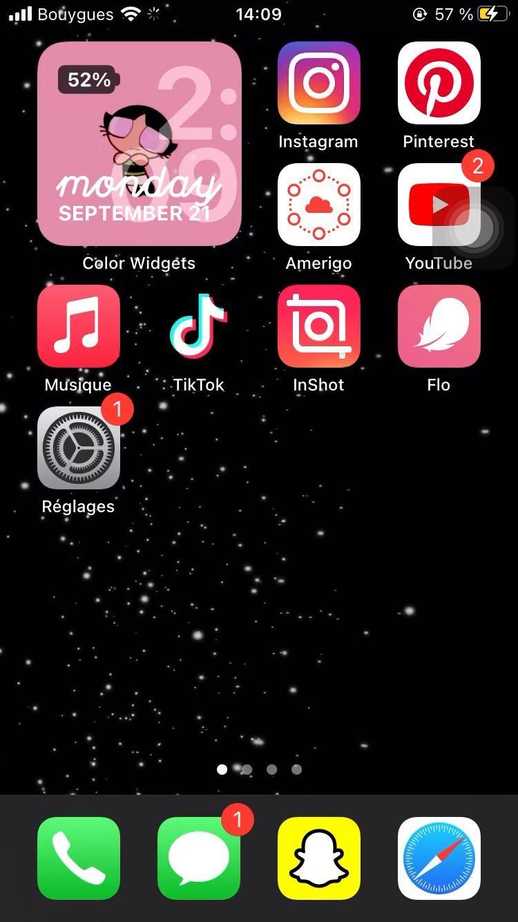 Ios14 Video En 2020 Mise A Jour Iphone Ecran D Accueil Iphone Rangement Iphone