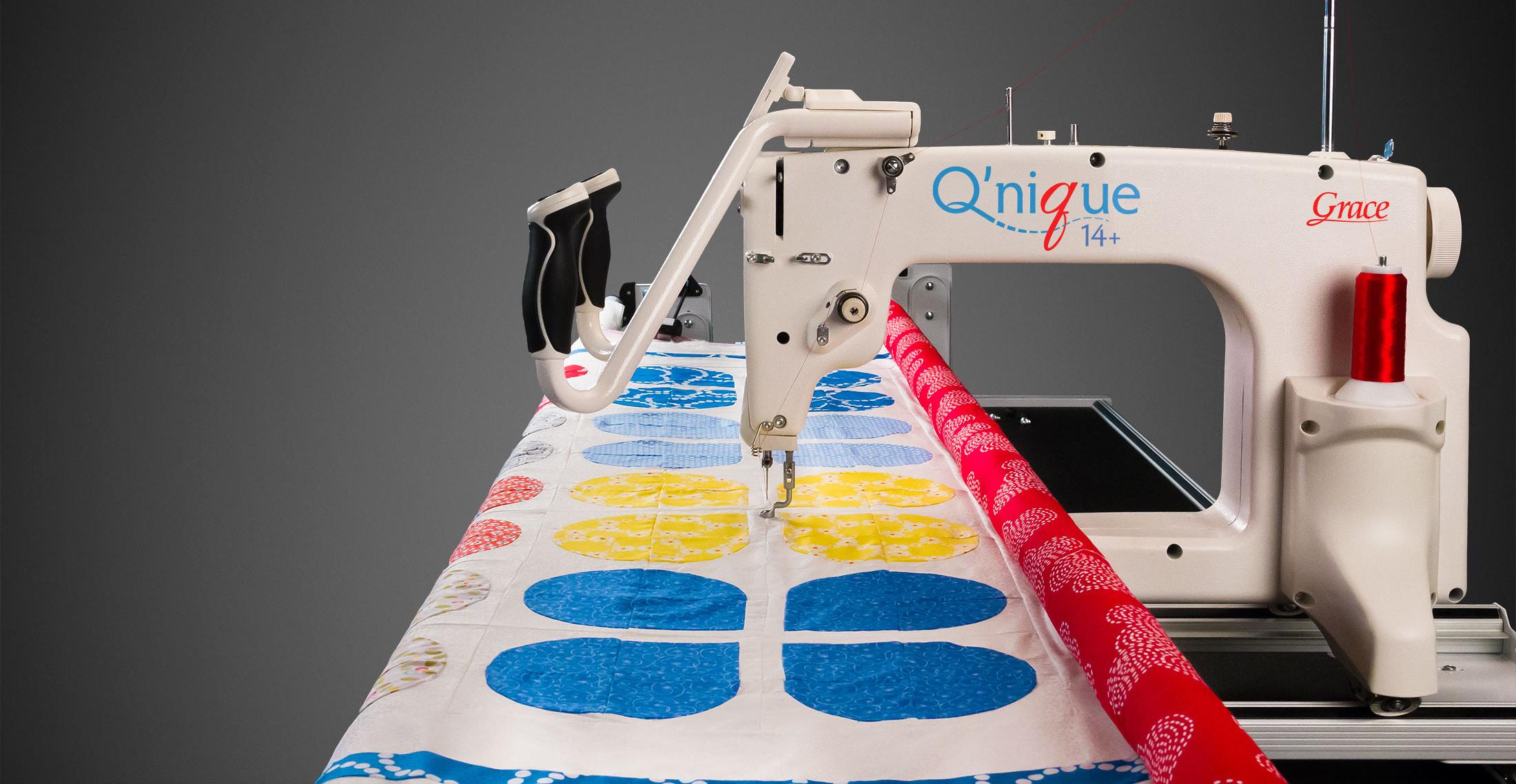 the new Qnique 14+ now in canada | Canada Qnique Quilter | Pinterest : quilting machines canada - Adamdwight.com