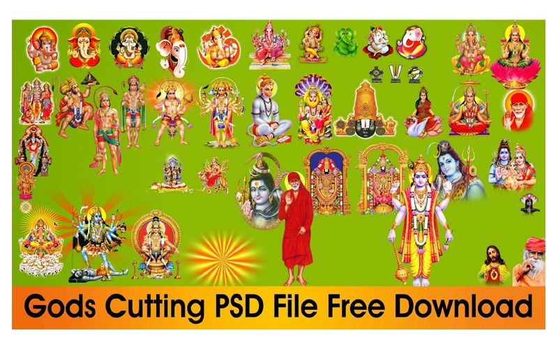 FREE DOWNLOAD- Gods Cutting PSD File | ytrdesswe in 2019 | Photoshop