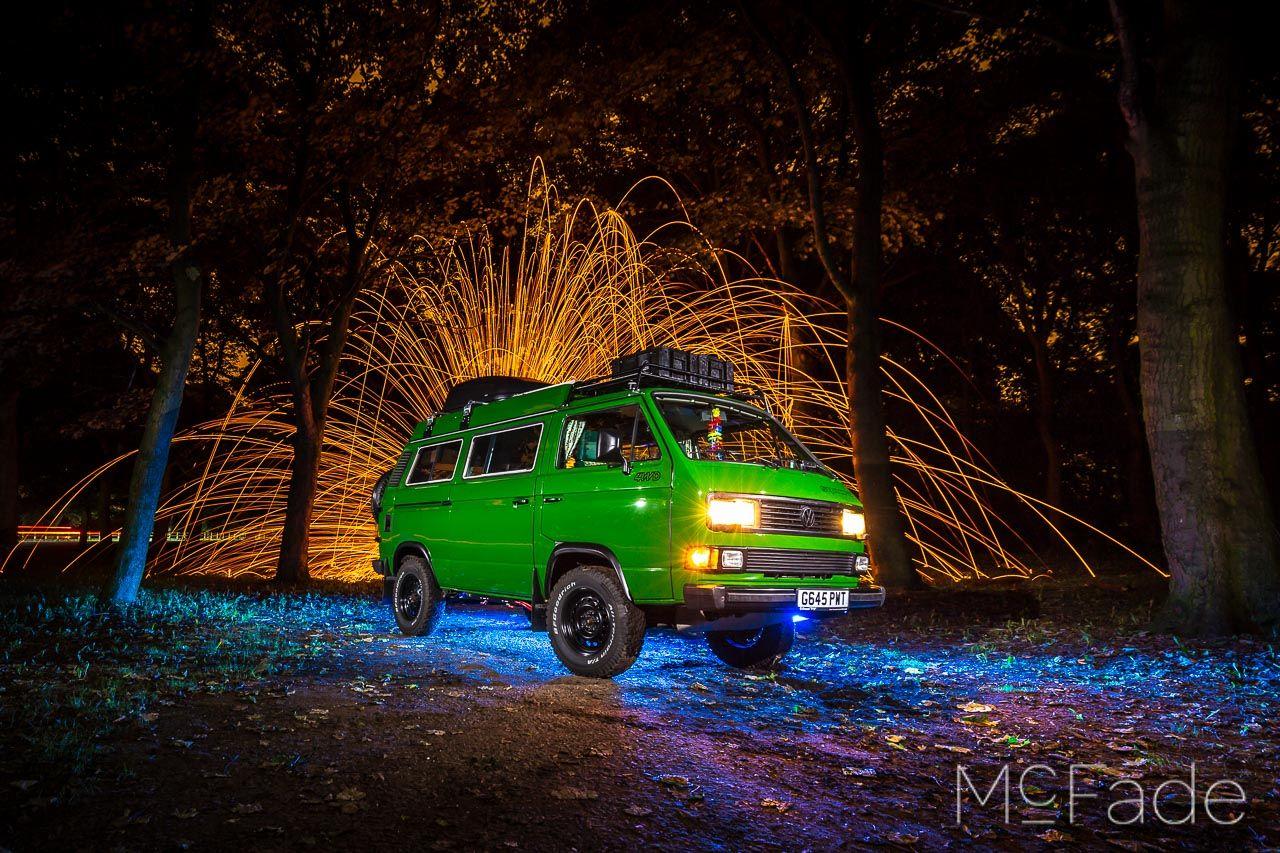 Campervan - Phils VW Camper Van-98
