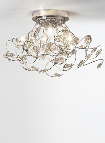 Lila flush ceiling light light fixture pinterest ceiling lila flush ceiling light aloadofball Choice Image