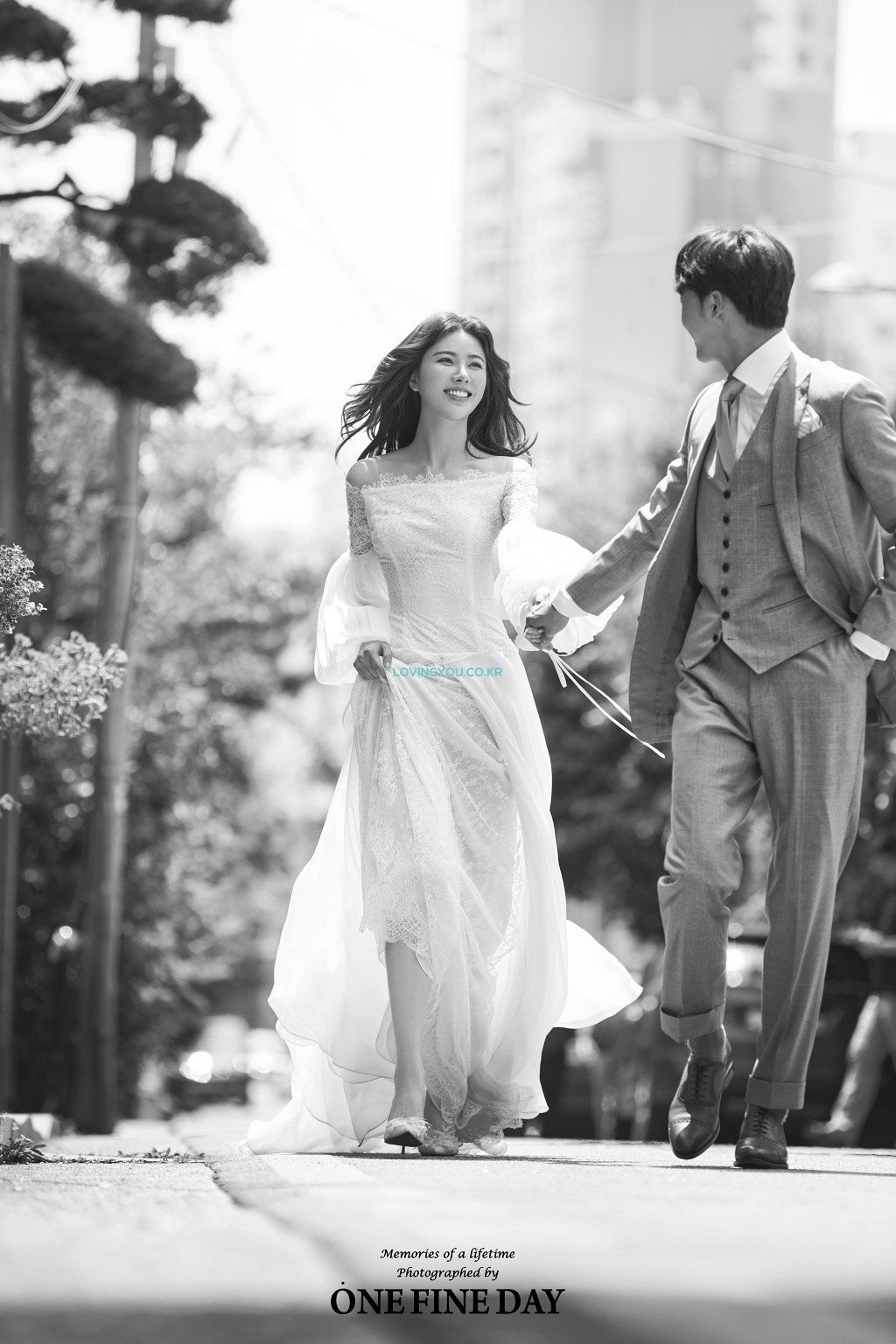 One Fine Day 2020 The New One Fine Day Korea Pre Wedding Photoshoot By Lovingyou In 2020 Wedding Photoshoot Pre Wedding Photoshoot Wedding Dresses