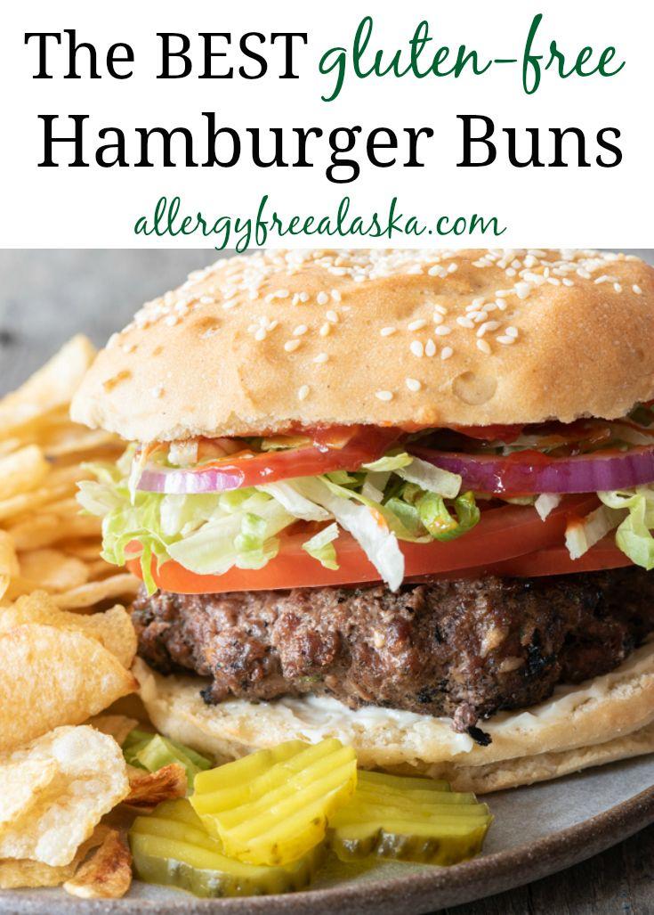 Gluten Free Hamburger Buns Recipe Gluten free