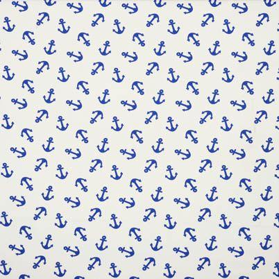 Ahoy Curtain Fabric