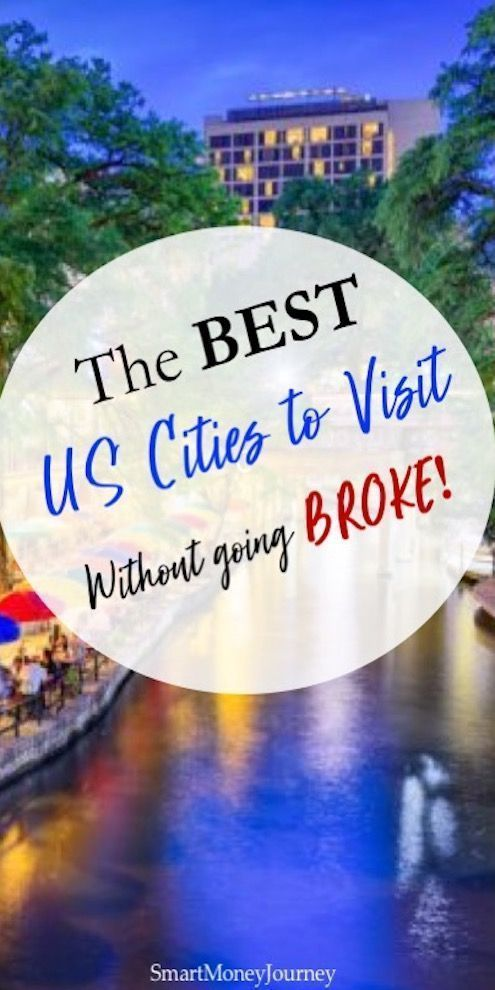 Cheap Places To Travel In The United States -   19 travel destinations United States adventure
