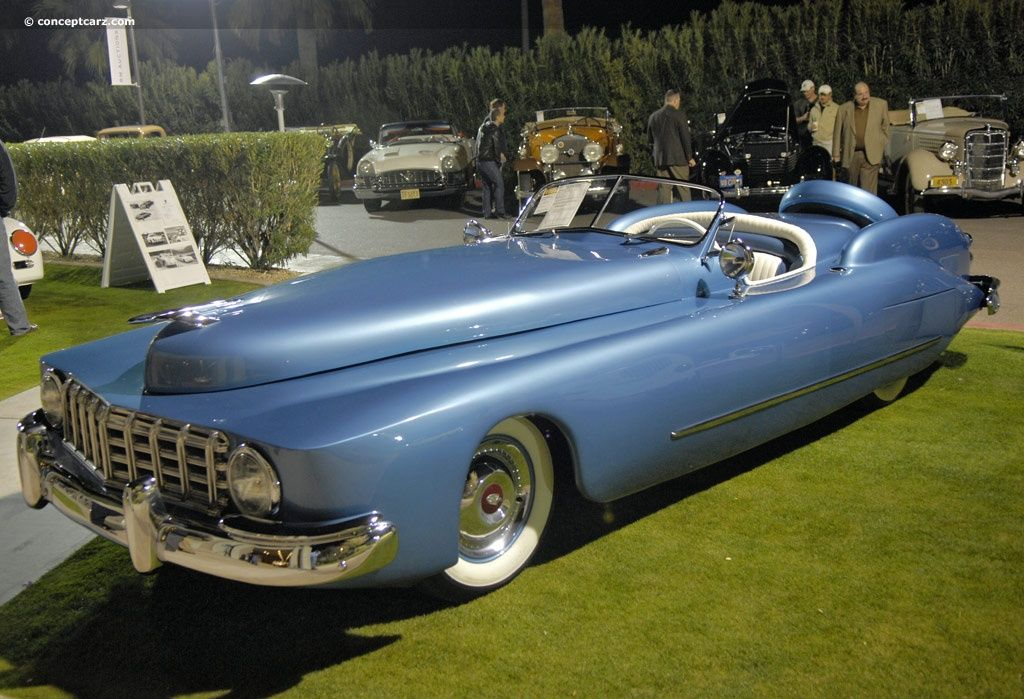 1950 Mercury Bob Hope Special Images Information And History Templeton Saturn Conceptcarz